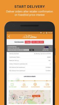 Fulfiller screenshot 4