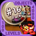 Pack 16 - 10 in 1 Hidden Object Games by PlayHOG
