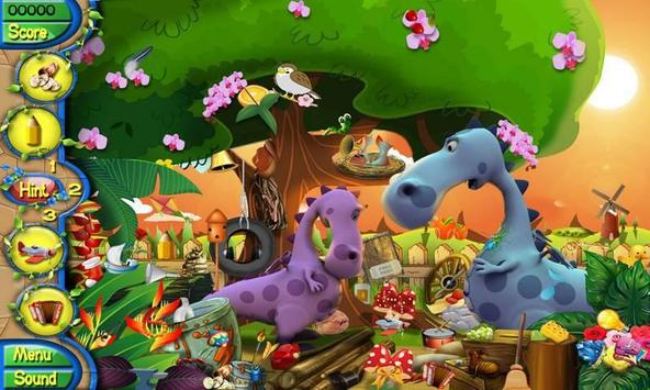 # 139 Hidden Object Games New Free A Dragons Tale poster