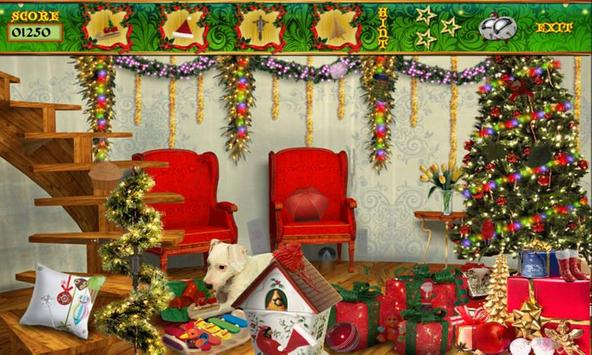 # 14 Hidden Objects Games Free New Christmas Magic poster