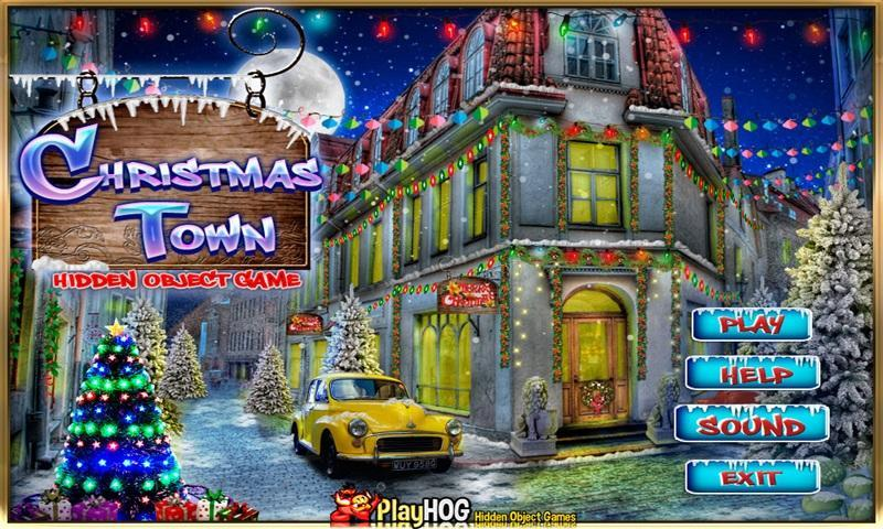243 New Free Hidden Object Games Christmas Town For Android Apk Download