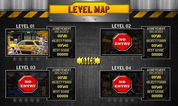 # 252 New Free Hidden Object Games Fun City Roads screenshot 2