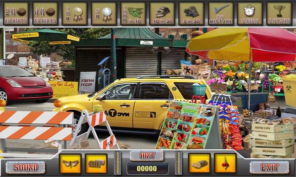 # 252 New Free Hidden Object Games Fun City Roads screenshot 8