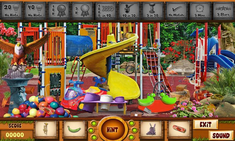 235 New Free Hidden Object Games Puzzle Fun Park For Android Apk Download