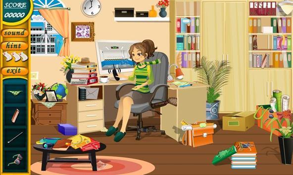 # 172 Hidden Object Games Free Mystery Murder Room screenshot 4
