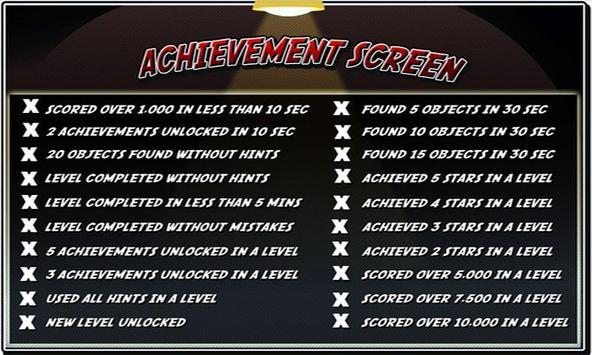 # 172 Hidden Object Games Free Mystery Murder Room screenshot 11