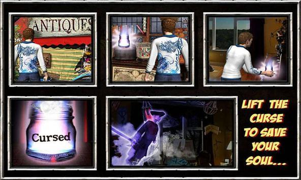 # 100 Hidden Objects Games Free New Fun The Cursed screenshot 6