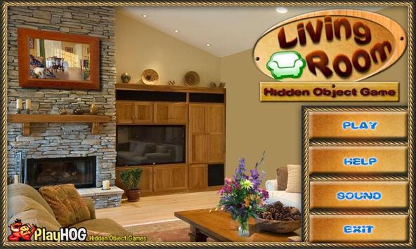 # 279 New Free Hidden Object Games Fun Living Room screenshot 1
