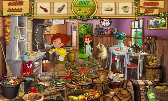 # 141 Hidden Object Games New Free - Lost & Found screenshot 8