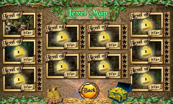 # 105 Hidden Objects Games Free New - Lost Temple screenshot 6