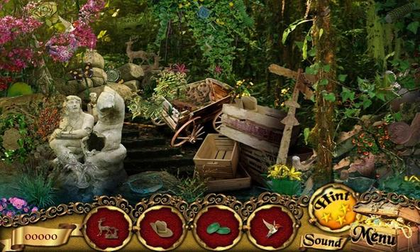 # 105 Hidden Objects Games Free New - Lost Temple poster
