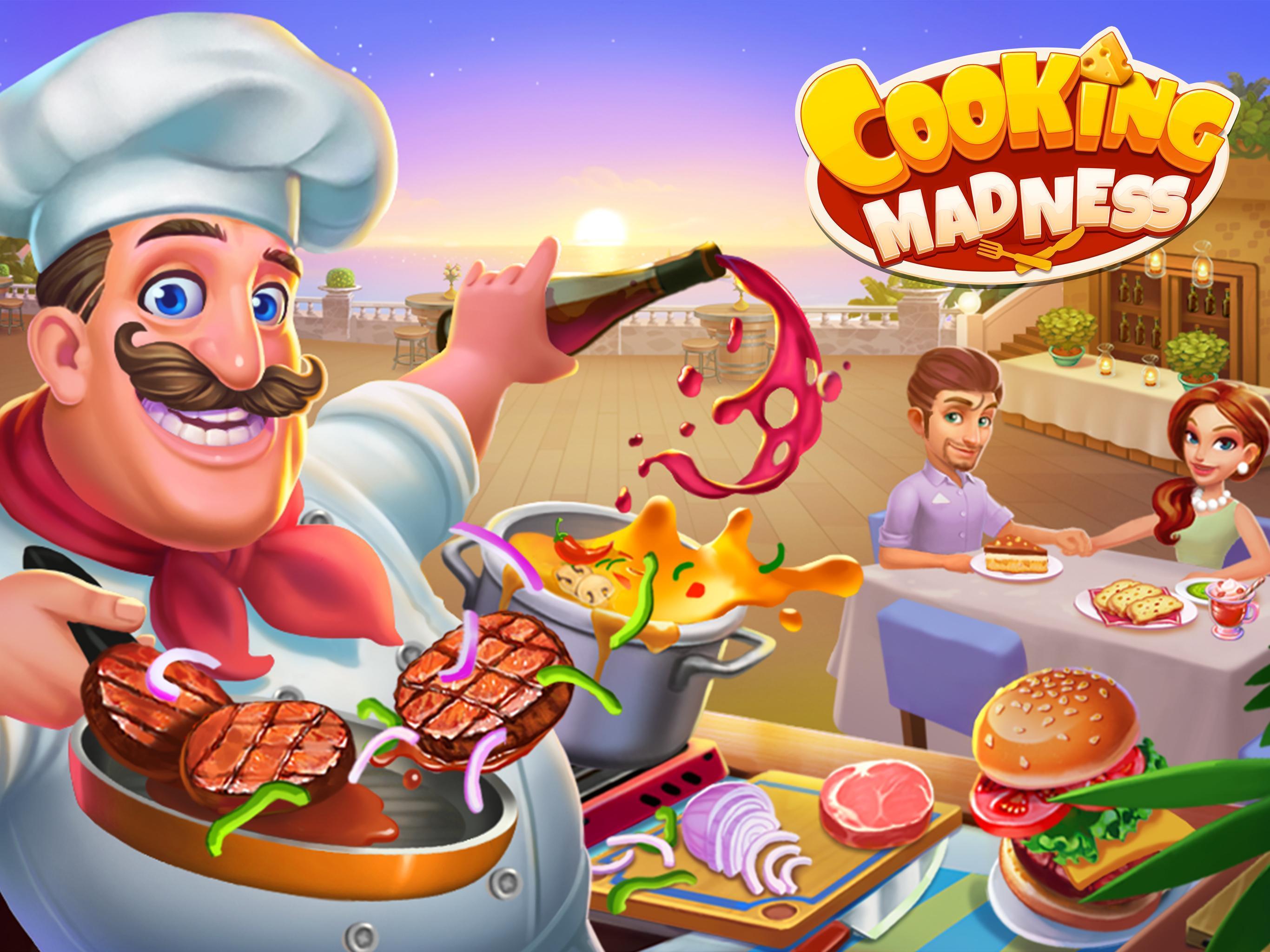Kegilaan Di Dapur Game Restoran Juru Masak For Android Apk Download