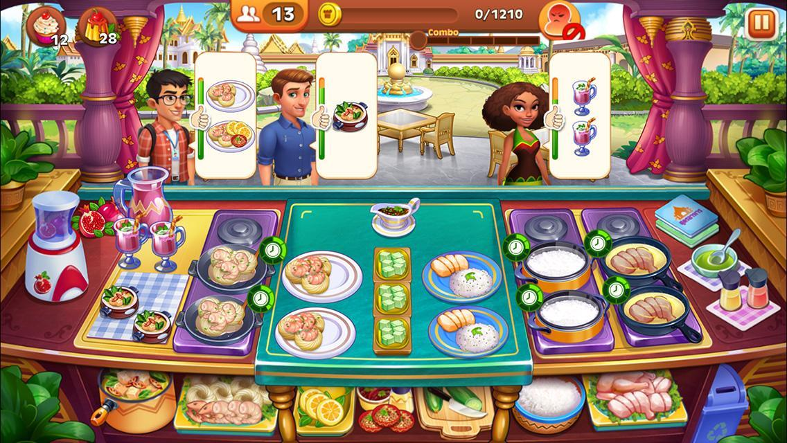 Cooking Madness A Chef S Restaurant Games For Android
