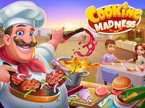 Cooking Madness - A Chef's Restaurant Games screenshot 8