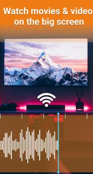 Connect the phone to TV - Screen mirroring for TV screenshot 3
