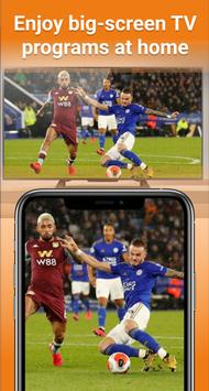 Connect the phone to TV - Screen mirroring for TV screenshot 4