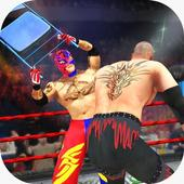 Wrestling Cage Championship : WRESTLING GAMES icon