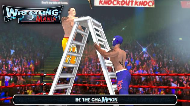 Wrestling Mania : Wrestling Games & Fighting screenshot 3