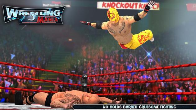 Wrestling Mania : Wrestling Games & Fighting screenshot 7