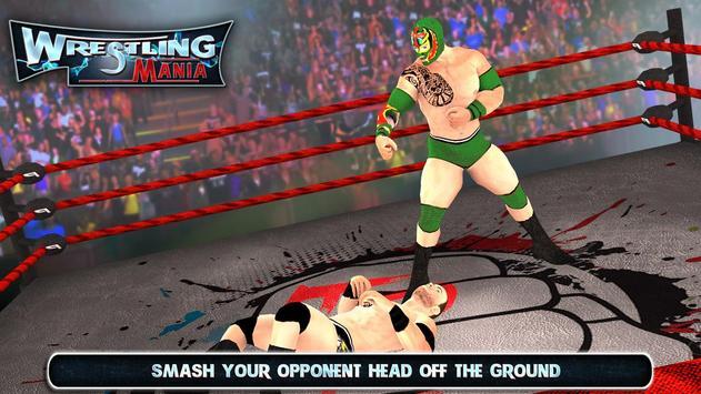 Wrestling Mania : Wrestling Games & Fighting screenshot 4