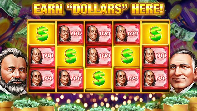 Offline Vegas Slots:Free Casino Slot Machines Game screenshot 5