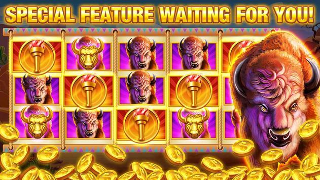 Offline Vegas Slots:Free Casino Slot Machines Game screenshot 1