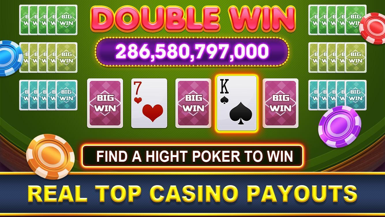 free casino video poker download