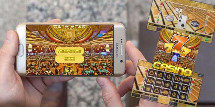 VEGAS CASINO JACKPOT : Jackpot Slot Machine Casino poster