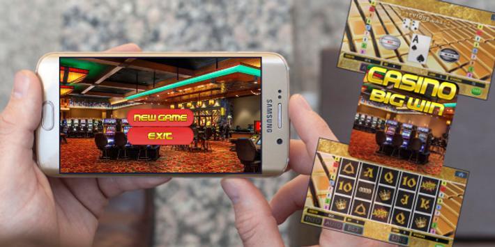 BIG WIN VEGAS SLOTS : Casino Jackpot Slot Machine poster