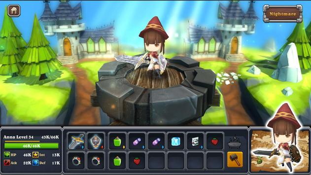 Clumsy Knights screenshot 1