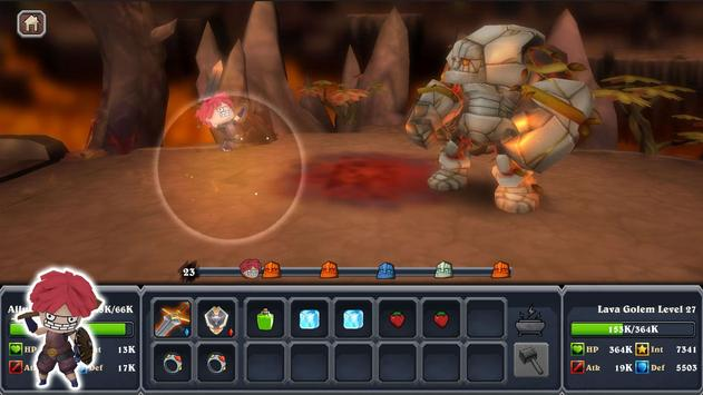 Clumsy Knights screenshot 3