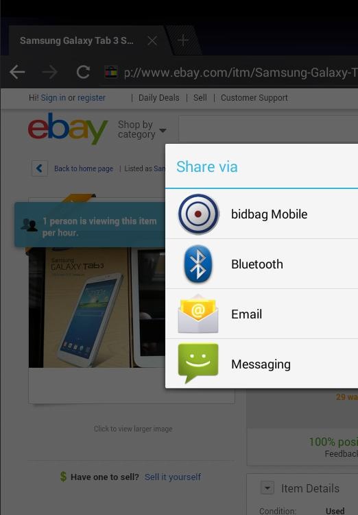 Sniper For Ebay Place Automatic Bids With Bidbag For Android Apk Download