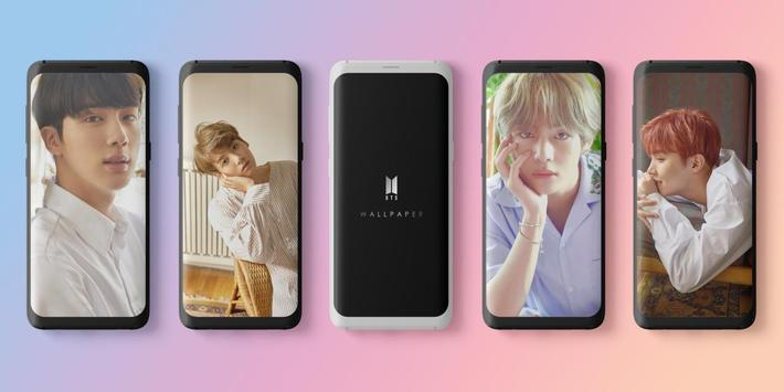 BTS - Best wallpaper 2019 2K HD Full HD poster