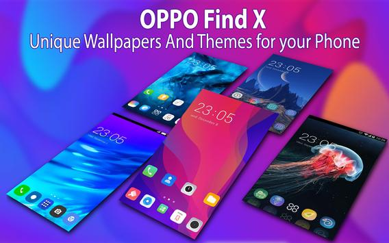 Theme for OPPO F9: OPPO F9 launcher & wallpaper hd APK [1 0