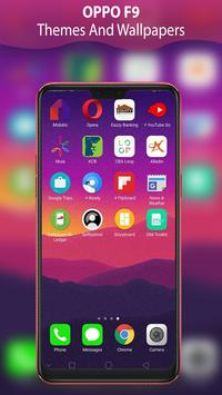 Theme for OPPO F9: OPPO F9 launcher & wallpaper hd 1 0 2 (Android