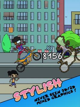 Summer Wheelie screenshot 8