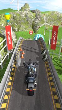 Poster Bike Jump