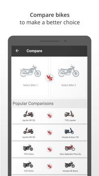 BikeWale screenshot 2