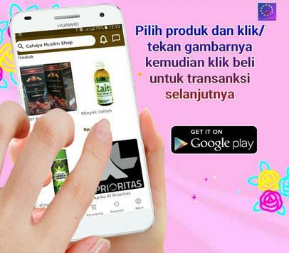 Cahaya Muslim Shop screenshot 3