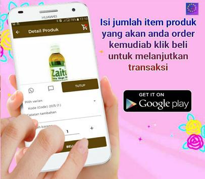 Cahaya Muslim Shop screenshot 4