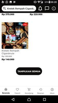 Kretek Rempah Cigarskruie screenshot 2