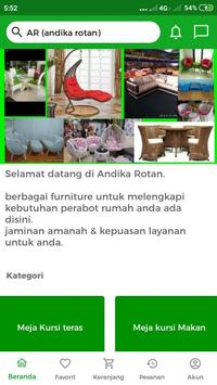 Andika Rotan screenshot 1