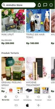 Anindito Store screenshot 3