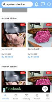Agwina Collection screenshot 1