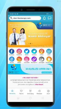 Toko Alat Fisioterapi poster