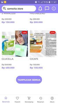 Samwita Store screenshot 2
