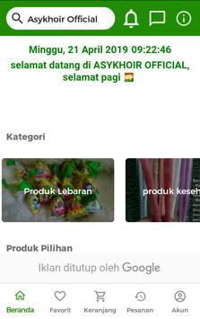 AsyKhoir Official screenshot 1