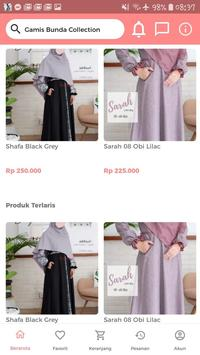 Gamis Bunda Collection screenshot 3
