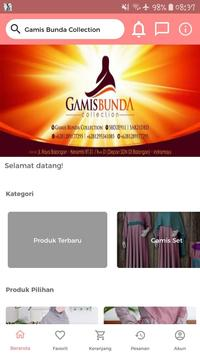 Gamis Bunda Collection poster