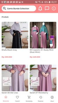 Gamis Bunda Collection screenshot 1